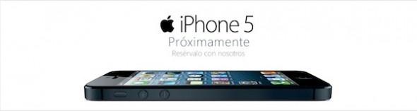 iPhone 5 en México la primera semana de noviembre con Telcel, Iusacell y Movistar  La espera de todos los fanáticos mexicanos de Apple parece llegar a su fin, ya que las tres principales operadoras de nuestro país han soltado un poco de información que nos hace afirmar que el nuevo iPhone 5 será presentado la primera semana del mes de noviembre. La primera compañía en soltar un poco de información con escepticismo fue Iusacell