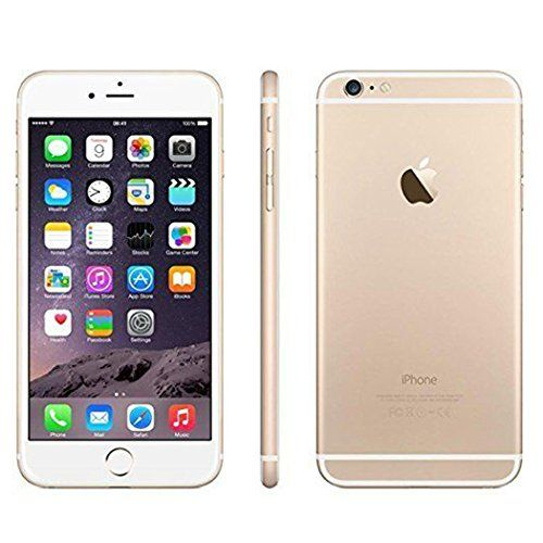 "Brand: #Apple  Material: Metal and Glass  3 Colors: Gold, Gray, Silver  Model: #iPhone 6 Plus  Screen Size: 5.5""  Thickness: 7.1mm/ 0.28 inch  Size: 158.1 x 77.8m..."