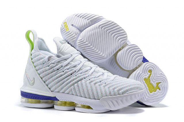 Nike LeBron 16 Men's Basketball Shoes