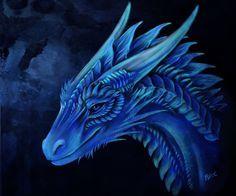 Saphira by *Isvoc on deviantART