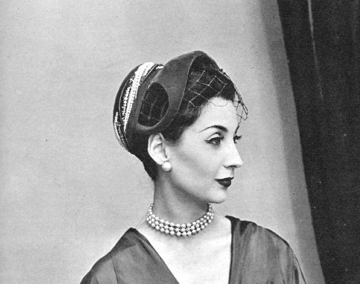 51 Best Kouka Denis Images On Pinterest Vintage Fashion