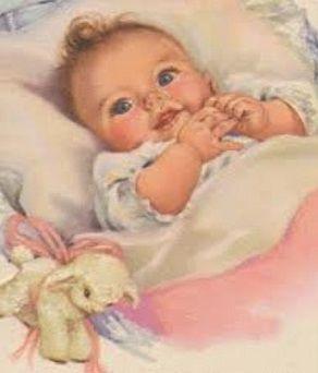 Vintage Baby Photo 71