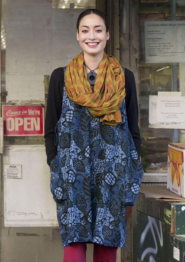 Chinatown  – GUDRUN SJÖDÉN – Webshop, mail order and boutiques | Colorful clothes and home textiles in natural materials.