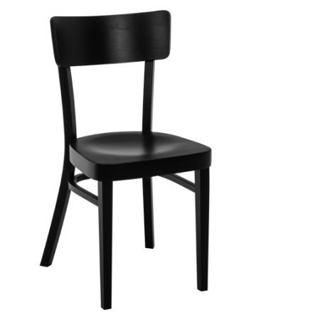 die besten 25 stuhl schwarz ideen auf pinterest st hle wei schwarz esstische und. Black Bedroom Furniture Sets. Home Design Ideas