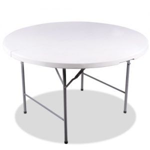 4ft-1-2m-round-folding-plastic-garden-patio-bbq-picnic-party-dining-market-table
