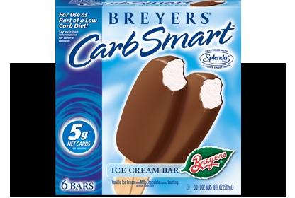 Atkins ice cream bars