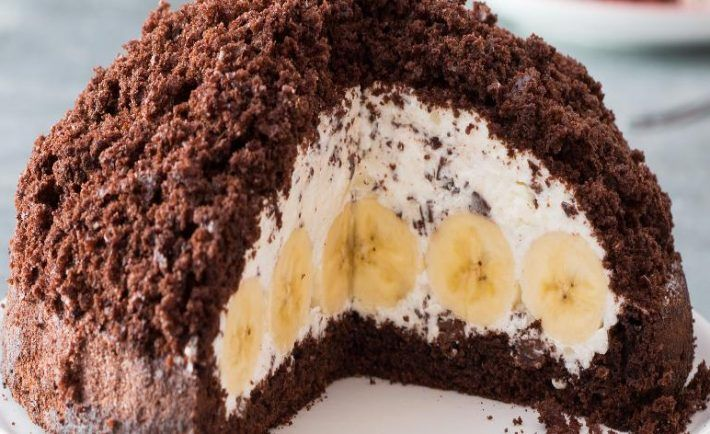 Zabudnite na kupovanú krtkovú tortu. Toto je recept na jej zdravšiu variantu, ktorú si hneď zamilujete   Báječný život
