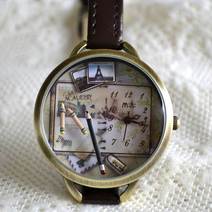 MINI hodinky - Na cestách