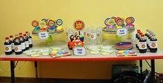 Wiggles Party Ideas
