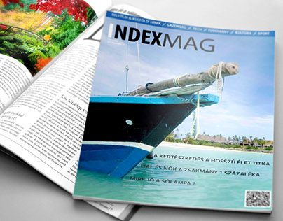"Check out new work on my @Behance portfolio: ""Magazine"" http://be.net/gallery/32474719/Magazine"