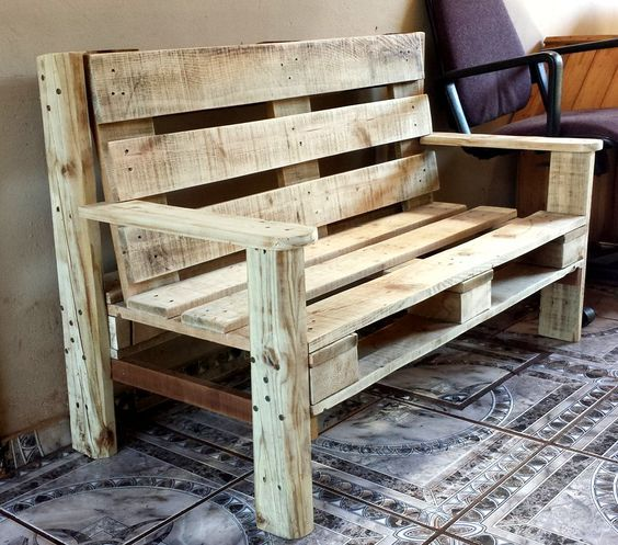 50+ DIY Pallet Ideas That Can Improve Your Home | Pallet Furniture