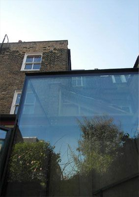 Shape Architecture London | Architects London, Contemporary Architects, Residential Architect     New basement and ground level extension in Fulham, London
