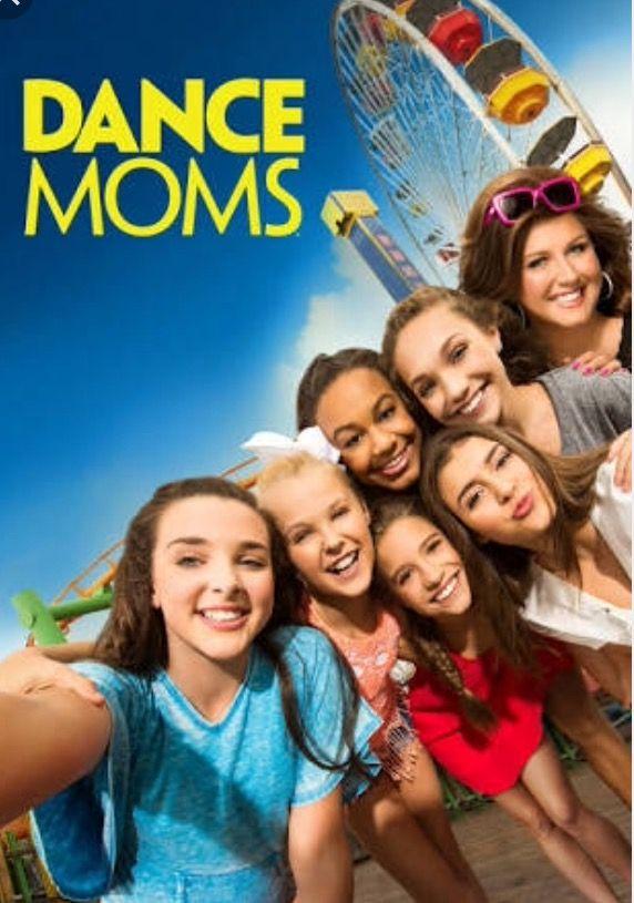 Dance Moms principal logo