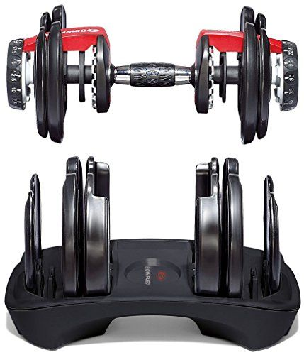 Bowflex SelectTech 552 Adjustable Dumbbells (Pair) with CAP Barbell Antimicrobial Treated Puzzle Mat, 24 sq ft http://adjustabledumbbell.info/product/bowflex-selecttech-552-adjustable-dumbbells-pair-with-cap-barbell-antimicrobial-treated-puzzle-mat-24-sq-ft/