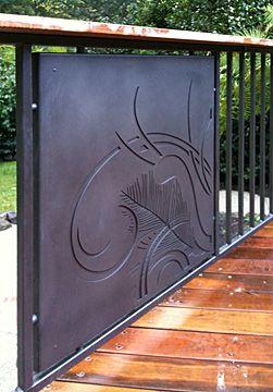 Decorative display #panel