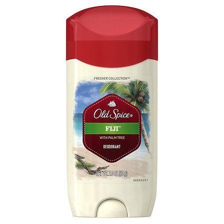 Old Spice Fresher Collection Men's Deodorant Fiji - 3 oz.