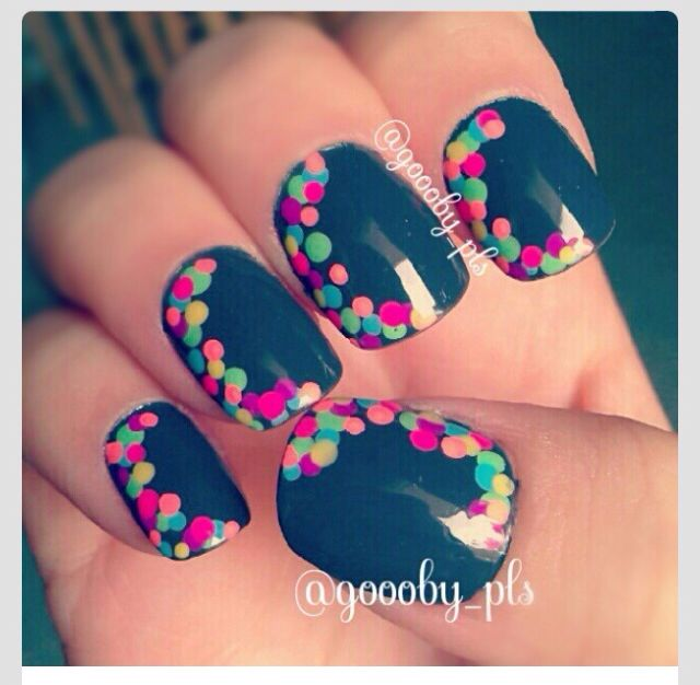 The 25 best black shellac nails ideas on pinterest dark nails nails nail art shellac cnd shellac nail artist prinsesfo Choice Image