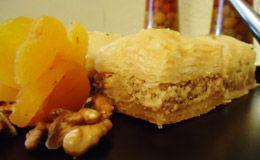 Veja a receita de baklava de nozes: doce turco é parecido com mil folhas.
