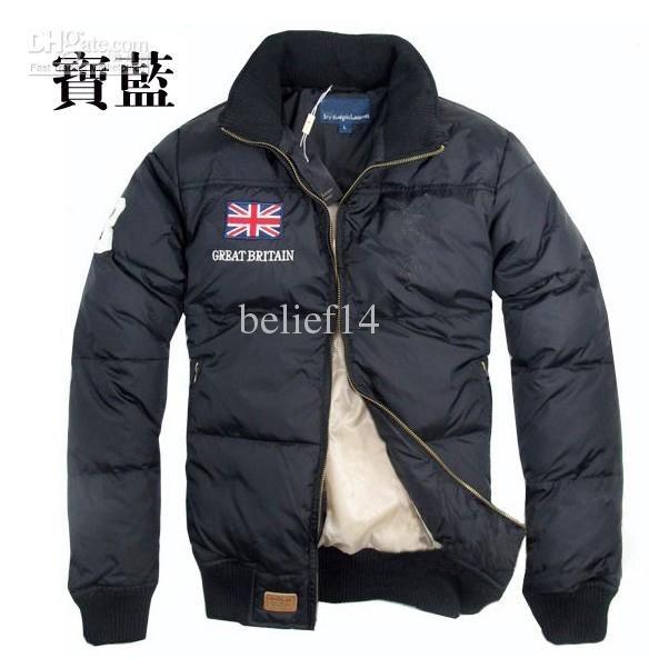 Wholesale Down Coats - Buy NEW Winter Polo Men's Down