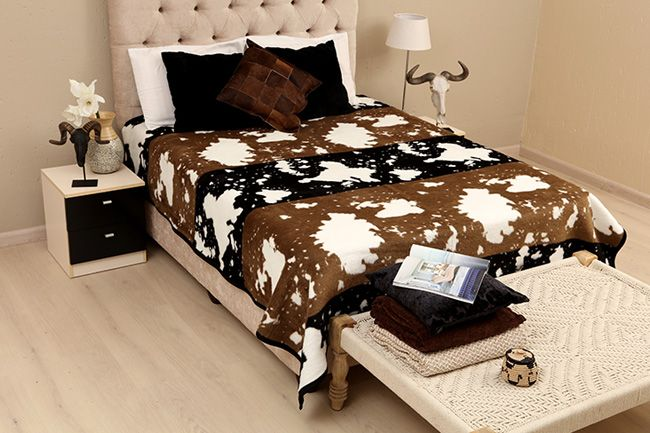 new sesli protea blanket - charming and fun design