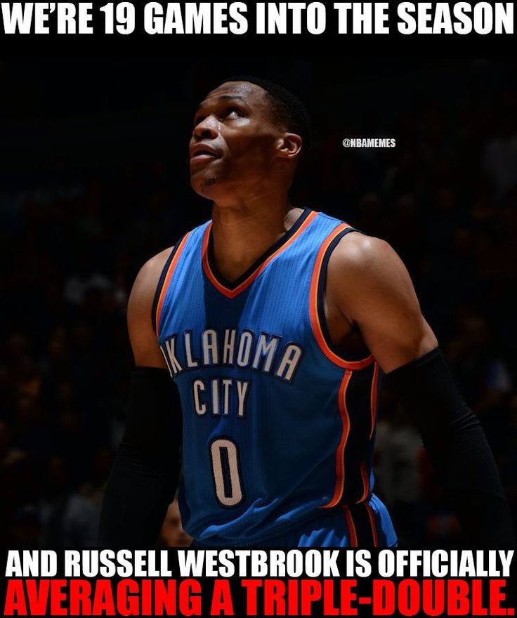 """All five Thunder starters scored double digit points in last night's game."""