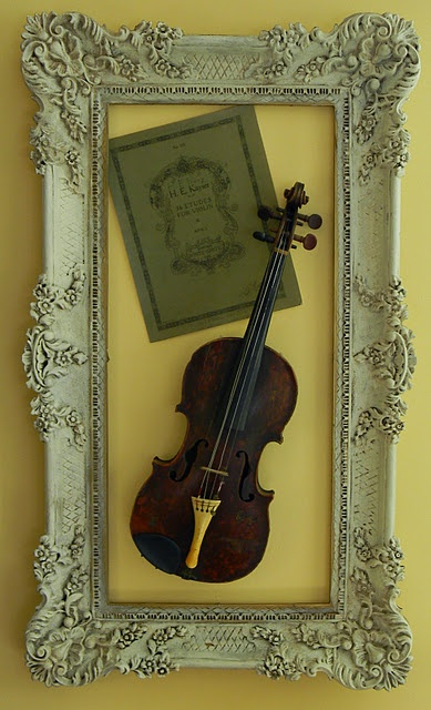 1000 images about re scape recycled musical instruments for Fomic sheet wall hanging
