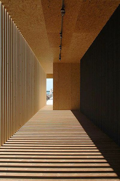 A building designed by David Adjaye who is set to go from architect to 'starchitect'