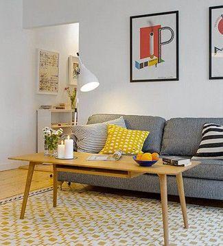 Las 25 mejores ideas sobre alfombra amarilla en pinterest - Westwing alfombras vinilo ...