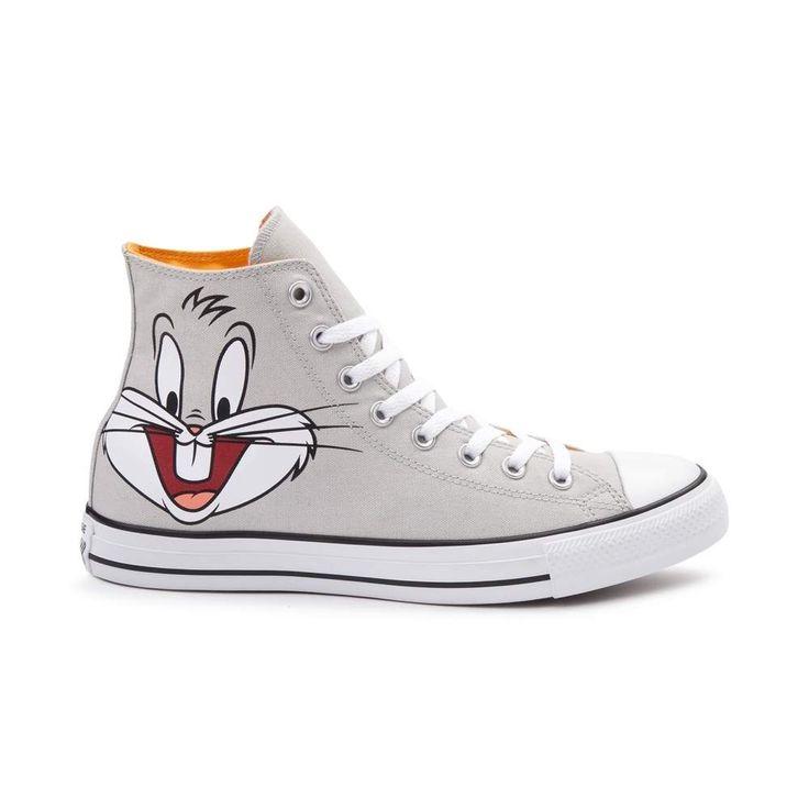 Converse Chuck Taylor All Star Hi Looney Tunes Bugs Bunny Sneaker