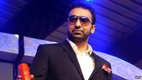 Raj Kundra: India IPL team owner's passport seized