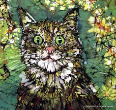 batik art portraits - Google Search
