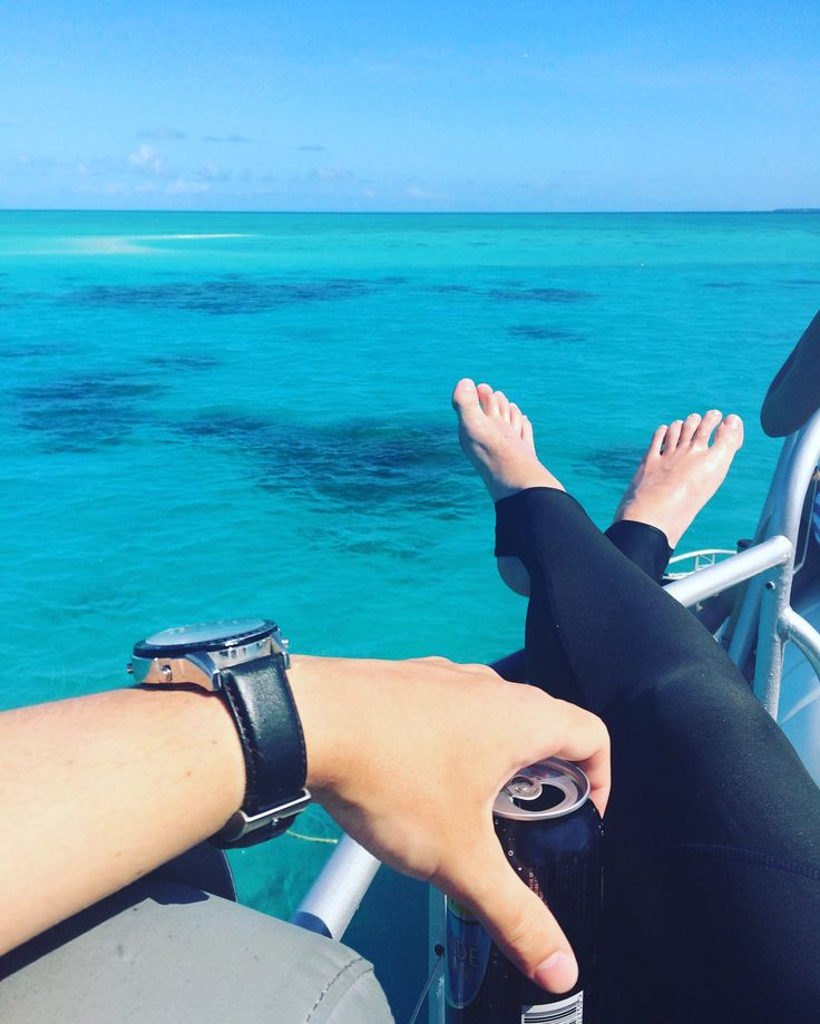 Cruising on the Great Barrier Reef
