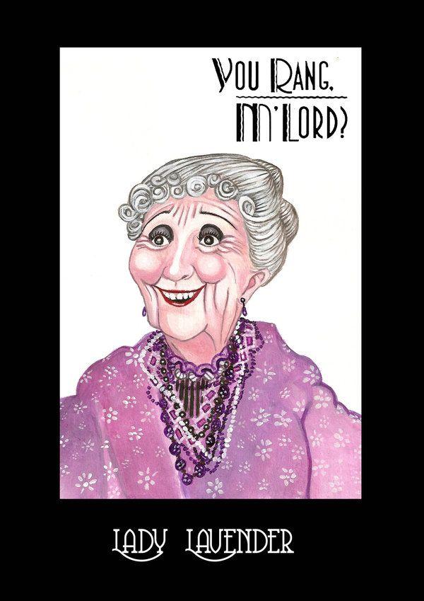 Lady Lavender by molibali on DeviantArt