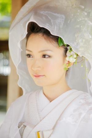 白無垢- japanese traditional bride