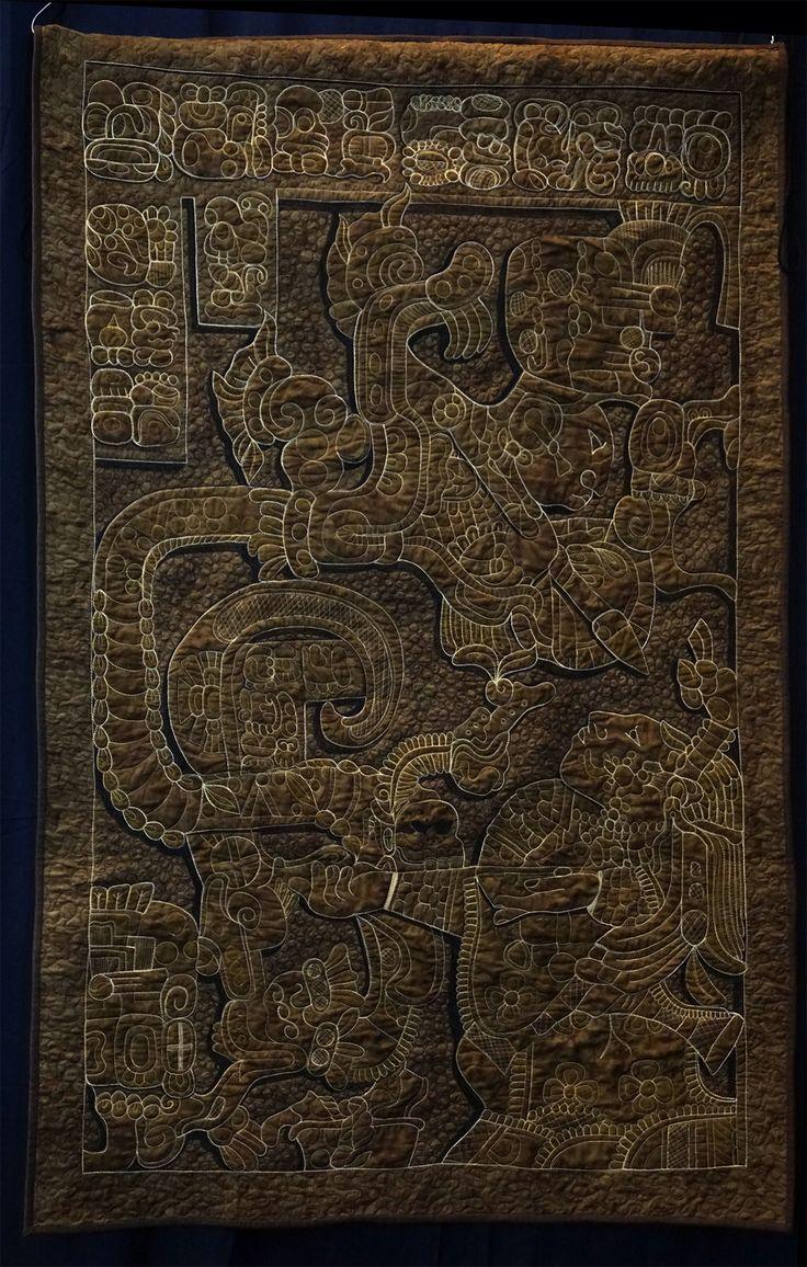"""Mayas """"Señora Xook de Yaxchilán"""""""