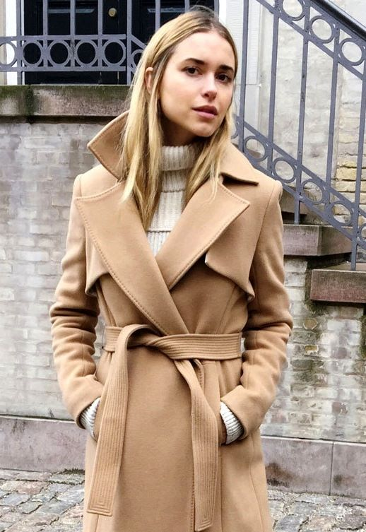 Best 20  Wool camel coat ideas on Pinterest | Dressy winter ...