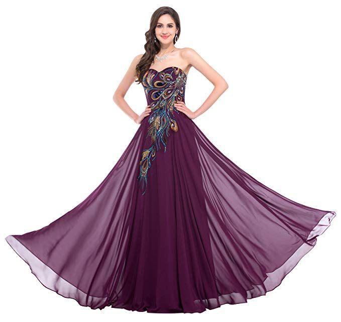 Festkleider für Damen - tolles Kleid für Brautjungfern auf ...