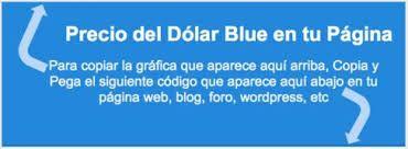 Know about cotizacion dolar blue  . To get more information visit http://argentinadolar.com/cotizacion-dolar-blue-hoy.php.