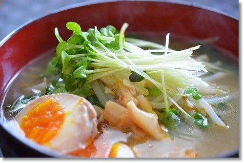 Low Carb Diet / Ramen with Shirataki Noodles