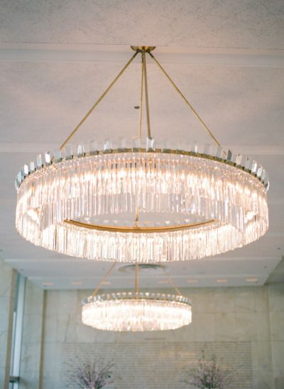 83 best light up the castle images on pinterest chandeliers classic wedding at the la music center aloadofball Gallery
