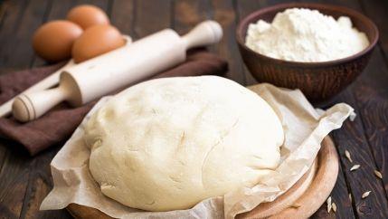 طريقة عمل العجينة الذهبية البحرينية - Golden dough recipe