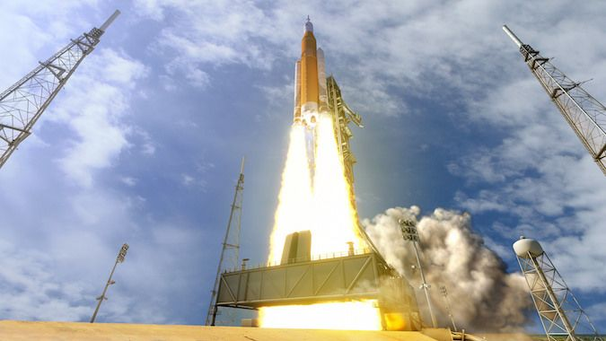 NASA confirms first flight of Space Launch System will slip to 2019 – Spaceflight Now
