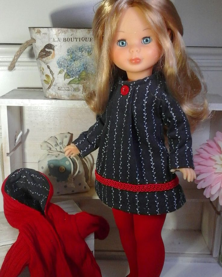 Vestidos para nancy,  ropa para nancy, zapatos para nancy