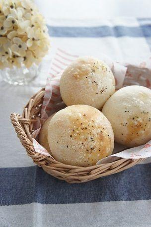 塩パンとふすまパン by かぴちゃんママさん   レシピブログ - 料理 ...