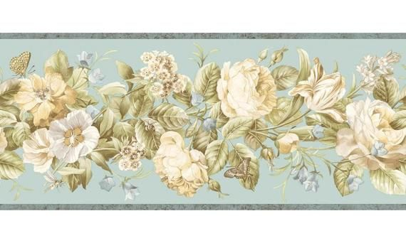 Royal Tulip Peel And Stick Wall Border Easy To Apply Neutral Gray Silver Wallpaper Border Moldings And Trim Wallpaper Border