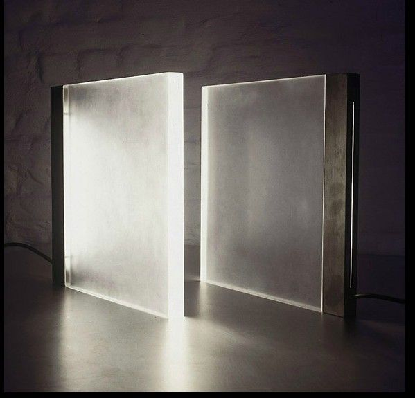 cool light art installation
