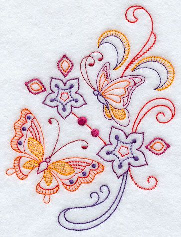 Sweet Dreams Butterflies Corner - Diante Esquerda