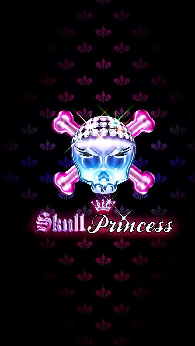Best 20 skull wallpaper iphone ideas on pinterest - Girly screensavers for iphone ...