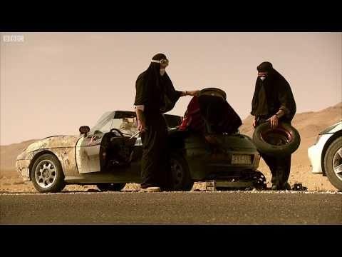 Boys in Burkas - Top Gear - BBC  This episode was SO funny!