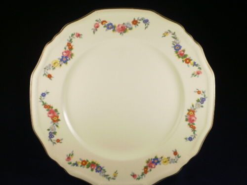 ALFRED-MEAKIN-SET-OF-6-FLORAL-ENTREE-PLATES
